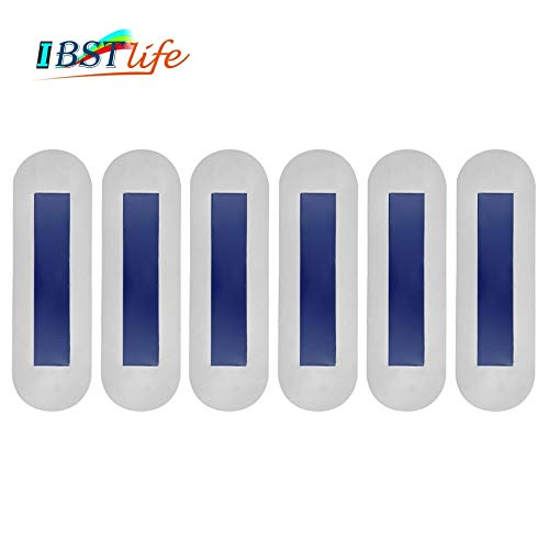 6PCS High Quality Inflatable Boat PVC Seat Strap Patches, used for sale  Delivered anywhere in Canada
