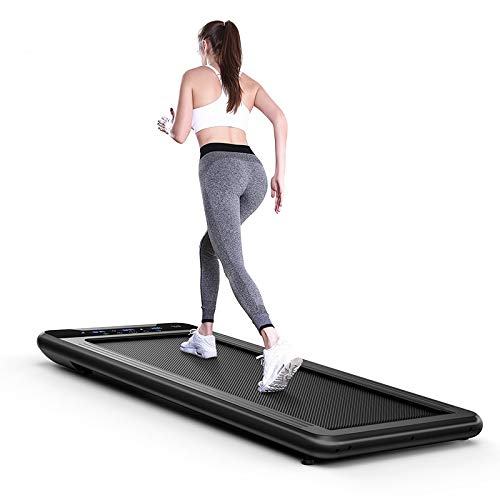 Gharpbik Exercise Equipment Treadmill Standing Walking Treadmill Electric Machine Treadmill Workstation Perfect for Home Gym (Without handrails)