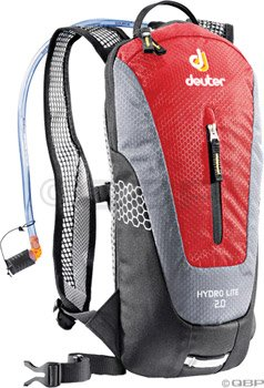 Deuter Hydro Lite 2.0 Backpack with 2L Reservoir - Fire/Titan