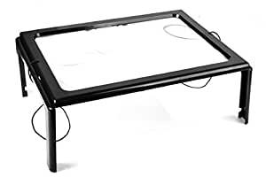 Amazon.com: Tabletop Magnifying Glass - Full Sized Magnifier with ...