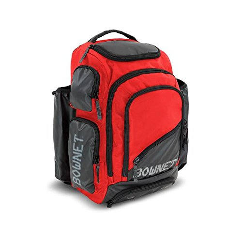 Image of Bownet Commando Bat Pack The Ultimate Player's Backpack (Scarlet) Equipment Bags