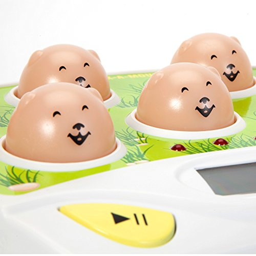 Bits and Pieces - Whack A Mouse Table Game - Classic Arcade Game for Your Home - Provides Endless Fun