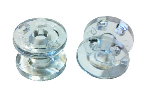 Qty 6 RV Pleated Shade Tensioner - Hold Down Spool - Clear ...