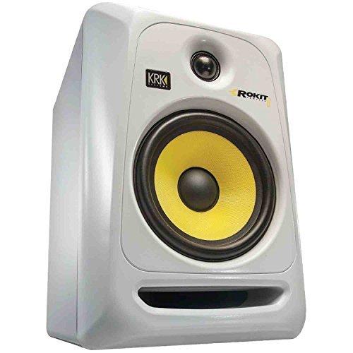 KRK RP6G3 6'' High Performance Studio Monitor (White)