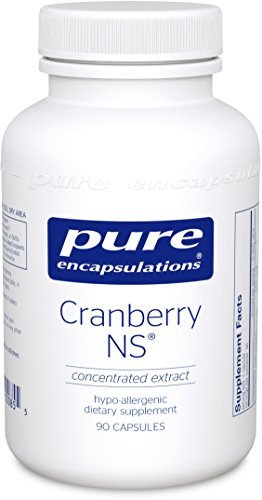 Pure Encapsulations Cranberry Hypoallergenic Supplement product image