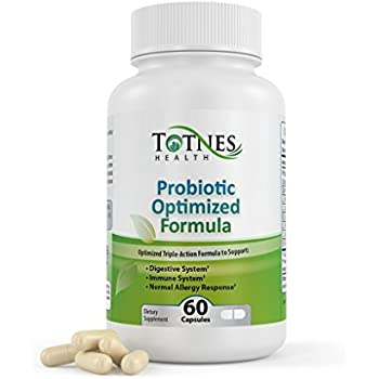 Totnes' NEW Stomach-Surviving Super Strong Soil Based Probiotics [60 day supply] ONE pill a day aggressively combats sickness-causing bacteria in your gut...for soothing digestive relief