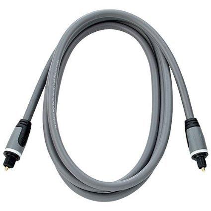 Rocketfish 1.2m (4 ft.) Digital Optical Audio Cable (RF-G1218-C)