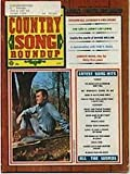COUNTRY SONG ROUNDUP May 1969 (Smokey Warren - Eastern King of Swing, Stonewall Jackson, Roger Miller, Johnny Bond, Bobby Braddock, Joan Baez in Nashville, Jerry Lee Lewis, Tom T. Hall, Cover - Stonewall Jackson, Volume 20, No. 118)