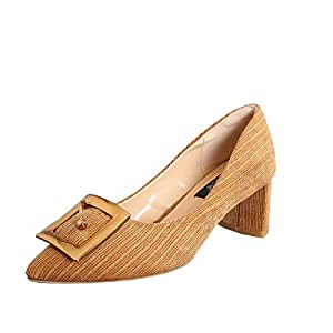 6449ec58936fd Amazon.com : GTVERNH Women's shoes/fashion/The Spring Is Comfortable ...