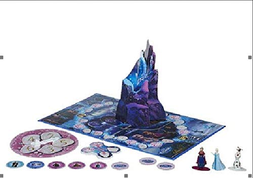 Hasbro POP UP MAGIC FROZEN GAME