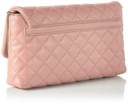 Amore Moschino Damen Borsa Nappa Pu Trap.rosa Schultertasche, Rosa (rosa), 15 X 28 X 6 Cm