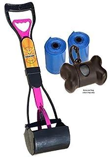 New Complete Poo Pack   Pooper Scooper, Poop Bags, and Pet Dog Waste Bag 5c32b491ea