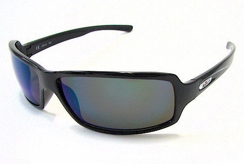 dfa69a31b6 Image Unavailable. Image not available for. Colour  REVO Thrive RE4037  Sunglasses RE 4037 Black 819 J6 Polarized Shades