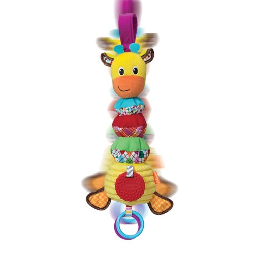 - Infantino Hug and Tug Musical Giraffe