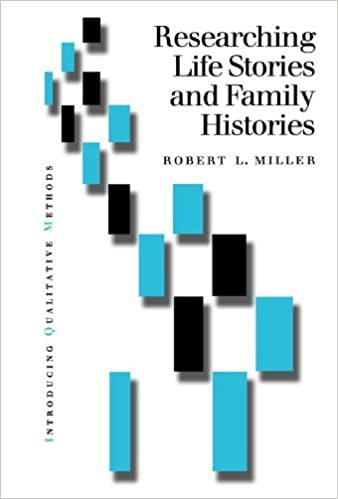 Book By Robert L. Miller - Researching Life Stories And Family Histories: 1st (first) Edition