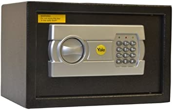 Yale Small Digital Safe.