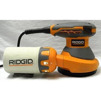 RIDGID ZRR2601 5 in. Random Orbit Sander (Certified Refurbished)
