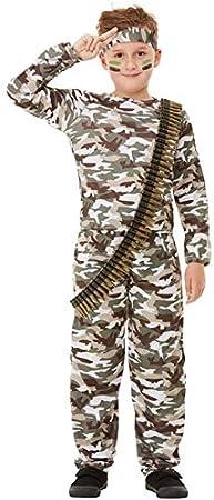 Funidelia Disfraz de Militar para niño: Amazon.es: Juguetes y juegos