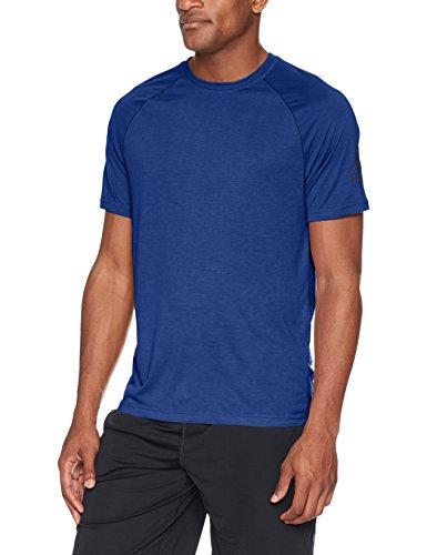 Soccer Reebok Shorts (Reebok Men' Supremium Short Sleeve Tee, Collegiate Royal, Small)