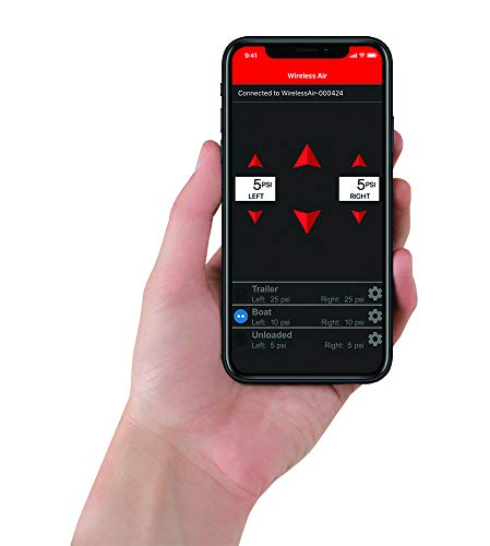 Air Lift 74000EZ 74000-2d Generation w Mobile App Company 74000 Wi-fiAir with EZ Mount