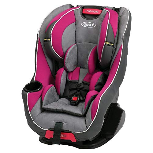 Graco 65 Convertible Car Seat Featuring Safety Surround Protection (Parade)