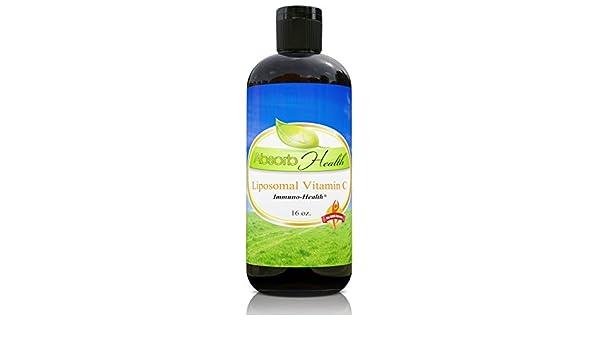 La vitamina C liposomal | El mejor precio en la Red | 1 gramo de vitamina C en cada cucharadita: Amazon.es: Salud y cuidado personal