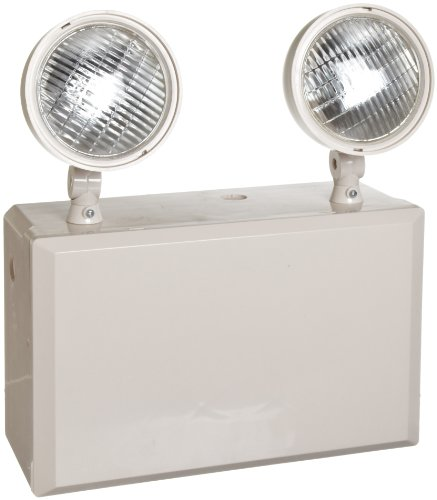 Morris Products 73180 Emergency Lighting Unit with Remote Capacity, 12 Volts, 100W by Morris Products