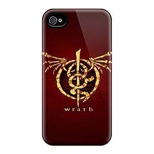 iPhone 5 5s RhW7072cNrB Provide Private Custom Colorful Lamb Of God Image Anti-Scratch Cell-phone Hard Covers -JamieBratt