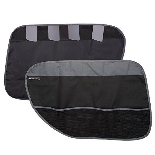 Pet Door Protector Shield Set 2 Pack Black By Stalwart