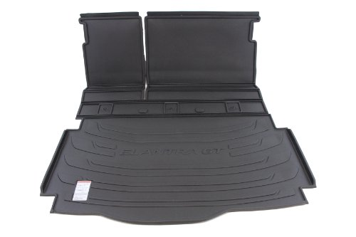 HYUNDAI Genuine Accessories A5012-ADU00 Cargo Tray