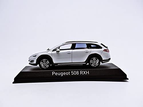 Norev 1 43 Scale Peugeot 508 Rxh 5 110 5 Cm Pearl White Spielzeug