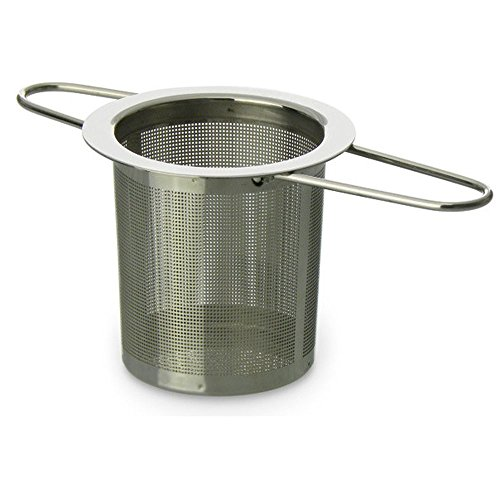 Schefs Premium Tea Infuser - Stainless Steel - Tea Filter - Perfect Strainer for Loose Leaf Tea by Schefs (Image #4)