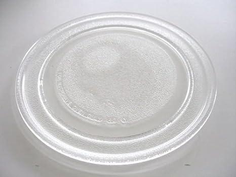 Amazon.com: First4Spares - Plato de cristal para microondas ...