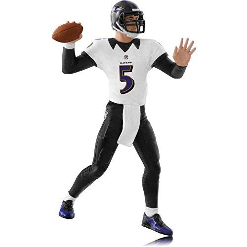 Hallmark 2014 Joe Flacco Baltimore Ravens Ornament