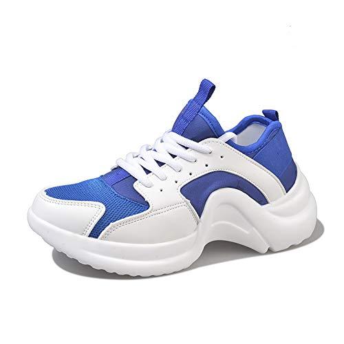 Sandales Compensées Femme AdeeSu Bleu SDC05770 Xw7xE5