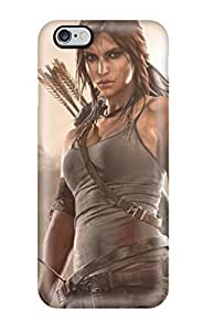 New Cute Funny Tomb Raider 2013 Case Cover/ iphone 5C Case Cover
