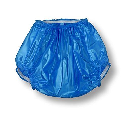 Rearz - Angela Plastic Pants - Blue (Large) (Panties Plastic For Adults)