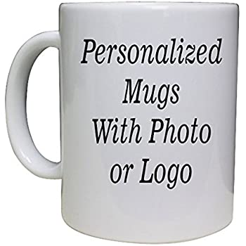 Personalized Coffee Mug Add Pictures Logo Or Text To Our Custom Mugs