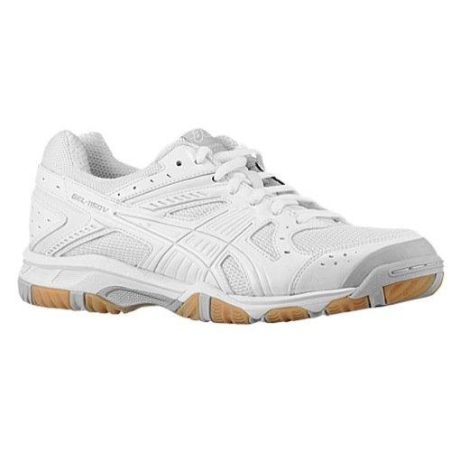 ASICS Women's Gel-1150V White/Silver/Snow Athletic Shoe by ASICS