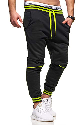 Ombre-Eight Herren Jogginghose Trainingshose Sporthose T-411