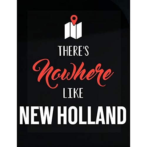 - Inked Creatively There's Nowhere Like New Holland Sticker