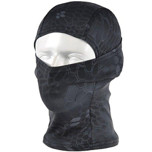 ATAIRSOFT Ninja full Face mask /Military Balaclava Full Face mask (TYP)