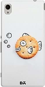 DailyObjects Cracker Fishy Case For Sony Xperia M4 Aqua