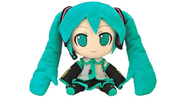 Amazon.com: Regalo Nendoroid Vocaloid Plush Doll Series 01 ...