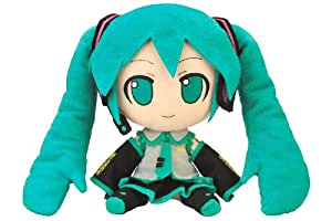 "Gift Nendoroid Vocaloid Plush Doll Series 01: 10"" Hatsune Miku [Toy] (japan import)"
