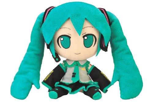 """Gift Nendoroid Vocaloid Plush Doll Series 01: 10"""" Hatsune Miku"""