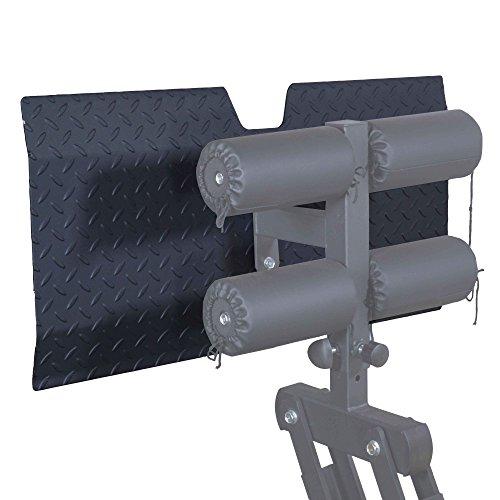 Titan Glute & Hamstring Developer XL Foot Plate by Titan Fitness