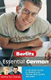 German Essential, Berlitz Editors, 2831517974