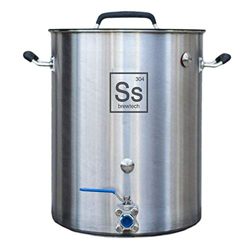 - Ss Brewtech Home Brewing Kettle; Stainless Steel (15 Gallon)