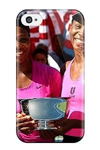 Hot DmfoCTw8849kOCQa Case Cover Protector For Iphone 4/4s- Venus Williams Tennis